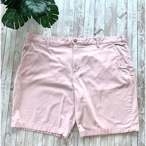Men's George Bermuda Shorts Pale Pink Size 46